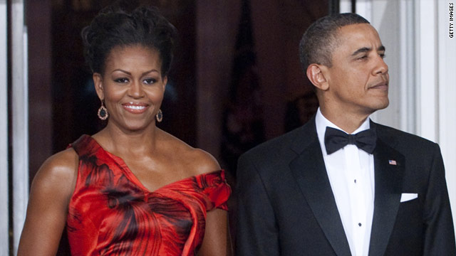 First Lady Michelle Obama weighs in on the perfect Valentine's Day gift.