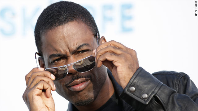 Comedian Chris Rock has taken on the Tea Party in a recent interview.