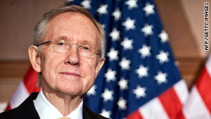 Sen. Harry Reid says legal prostitution is hurting Nevada's reputation.
