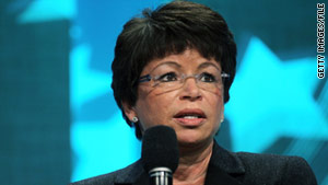 "Valerie Jarrett, White House counselor, calls the report ""a guidepost to help us move forward."""