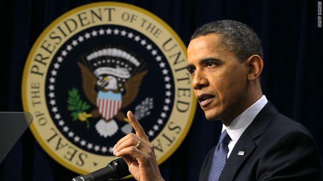 President Obama held a press conference Friday to discuss the rising energy prices and other issues.