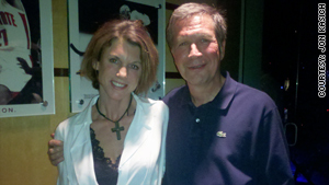Ohio Gov. John Kasich and his wife recently took in a Lady Gaga concert.