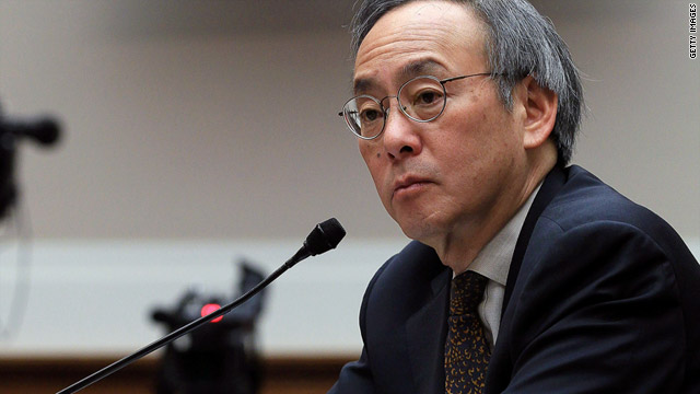 Energy Secretary Steven Chu said Japan's nuclear crisis may be more serious than the Three Mile Island meltdown in the U.S.