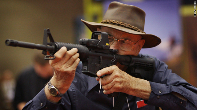 Why the NRA won't talk gun control with Obama
