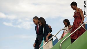 President Obama arrives in Brazil on Saturday with his family for a meeting with President Dilma Vana Rousseff.