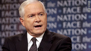 Defense Secretary Robert Gates says he's seen no indication that coalition attacks have killed Libyan civilians.