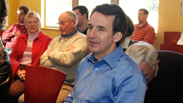 Former Minnesota Gov. Tim Pawlenty is considering a bid for president in 2012.