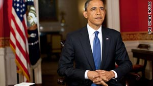 President Obama is expected to lay out his deficit-reduction plan Wednesday, his adviser tells CNN.