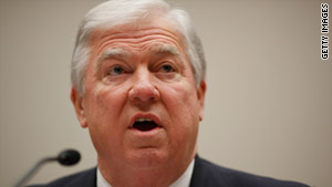 Mississippi Gov. Haley Barbour said the decision not to run for president was difficult.