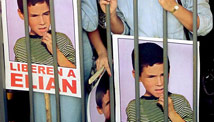 Elian Gonzalez return
