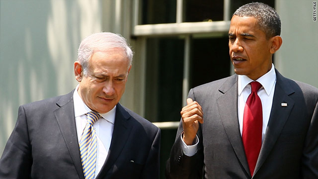 Barack Obama's speech on the Middle East may make for a tense Friday meeting with Benjamin Netanyahu at the White House.