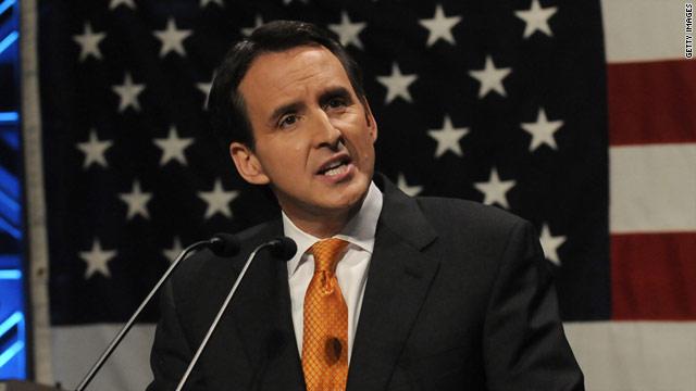 Pawlenty lanza su candidatura presidencial para 2012