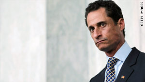 New York Rep. Anthony Weiner, 46, had relatively smooth political sailing before the scandal.
