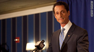U.S. Rep. Anthony Weiner admitted Monday that he sent revealing pictures of himself to women over the Internet.