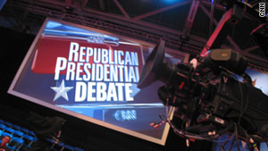 Republican presidential hopefuls will have their chance to appeal to New Hampshire voters Monday night.