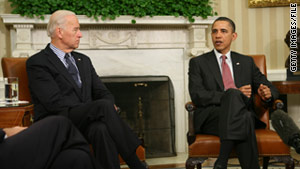 Vice President Joe Biden and President Barack Obama are set to talk about the debt ceiling next week with Senate leaders.