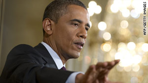 President Obama on Wednesday warns that failure to raise the debt ceiling could seriously harm the economy.