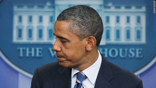 "One progressive critic said any support for benefit cuts by Obama ""will be a defining moment of presidential weakness."""