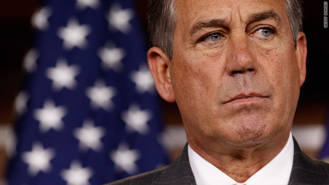 "Speaker John Boehner said his  focus remains on ""spending reforms and cuts greater than the amount of the debt limit increase."""