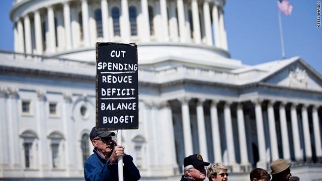 Tea party to GOP: We could make 'examples' of you over debt ceiling