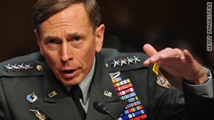 Gen. David Petraeus is retiring from the military to take over the CIA.