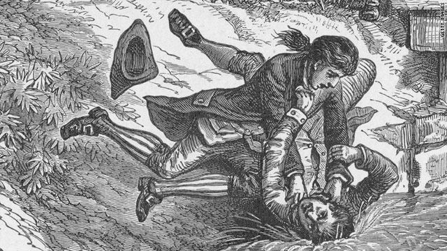 Shays' Rebellion, an armed uprising in Massachusetts in the 1780s, may offer lessons in today's standoff over the debt ceiling.