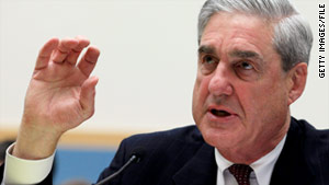 FBI Director Robert Mueller has been in office since 2001. He started the job a week before the September 11 attacks.