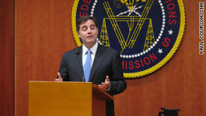 FCC Chairman Julius Genachowski said the FCC would not create problems for GPS safety and service.
