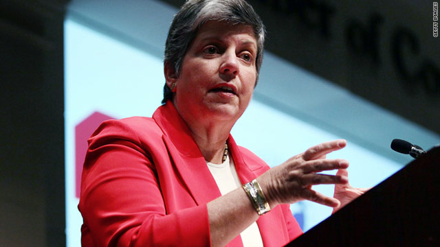 Department of Homeland Security Janet Napolitano said the  case-by-case review will enhance public safety.