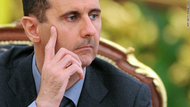 Obama pide la renuncia del presidente de Siria