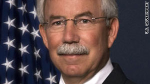 Kenneth Melson became acting director of ATF in 2009. He has been reassigned to the Justice Department.