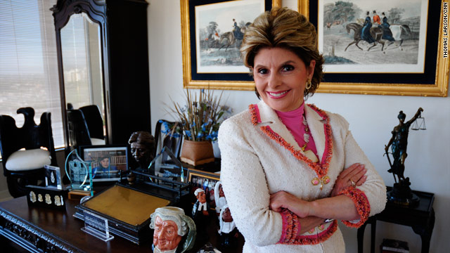 Gloria Allred says many of her clients have been victimized by celebrity men.