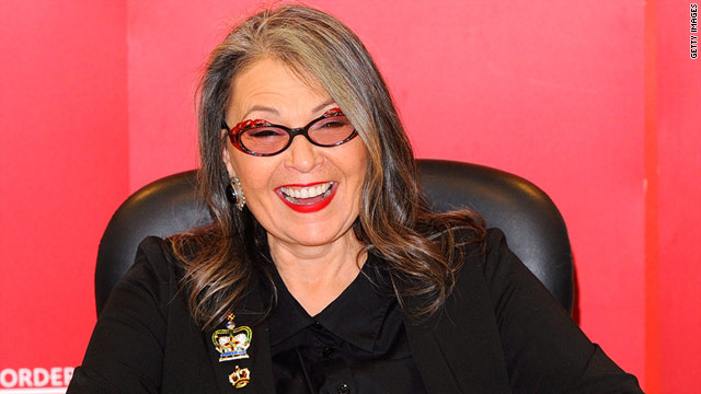 "Roseanne Barr says she's delighted that ""Roseanne"" remains relevant, and she's kept in touch with most of her cast mates."