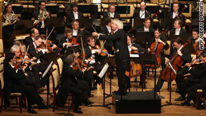 February on icon: Classical music - CNN.