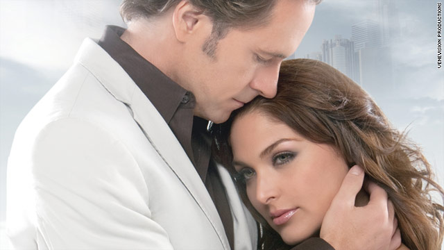 "The telenovela ""Eva Luna"" starring Guy Ecker and Blanca Soto pulled in big ratings for Univision."