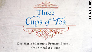 """Greg Mortenson has been accused of fabricating key portions of his book """"Three Cups of Tea."""""""