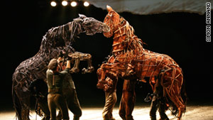 Making 'War Horse' come to life