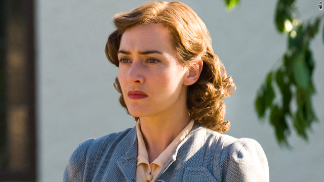 "HBO mini-series ""Mildred Pierce,"" starring Kate Winslet, earned 21 nominations."