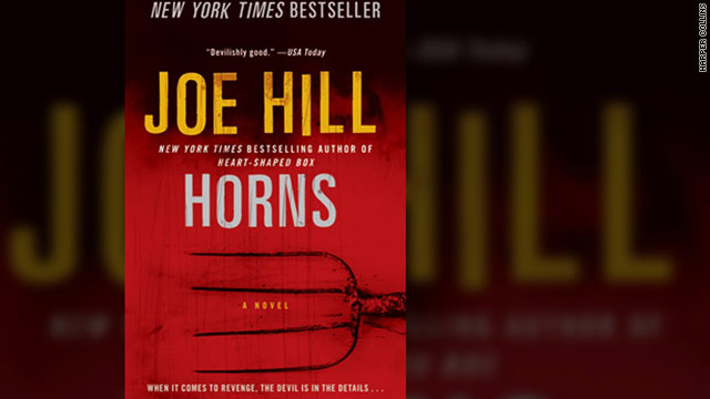 """Horns"" is the latest novel by author Joe Hill, who's also created short stories and comic books."