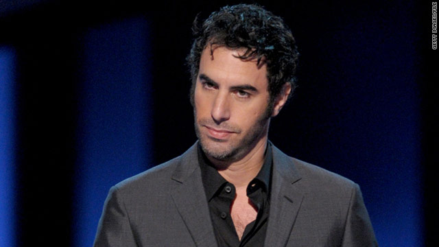 "Sasha Baron Cohen will team up with ""Borat"" director Larry Charles for his next film, ""The Dictator."""