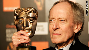 "Composer John Barry wrote the theme for 11 James Bond movies and won an Oscar for ""Dances with Wolves"" in 1990."