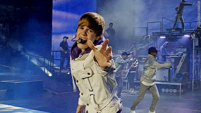 "The film ""Justin Bieber: Never Say Never"" traces the life and career of teen singing sensation Justin Bieber."
