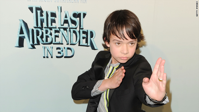 "Actor Noah Ringer attends the premiere of ""The Last Airbender"" at Alice Tully Hall on June 30, 2010 in New York City."
