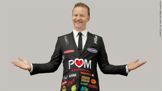 Morgan Spurlock has created a new documentary called &quot;The Greatest Movie Ever Sold&quot; and it has people talking.