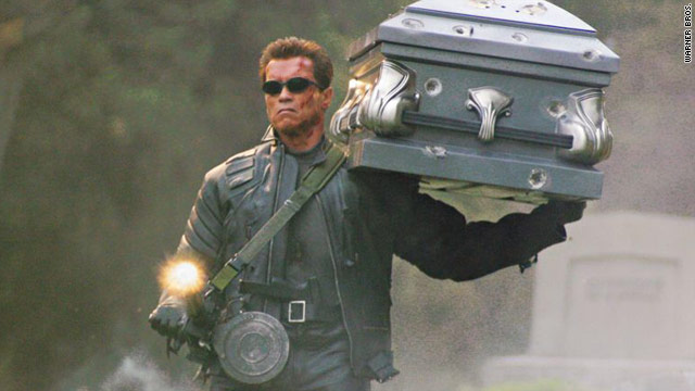 Arnold Schwarzenegger has given Hollywood agency CAA approval to discuss a potential new Terminator movie with studios.
