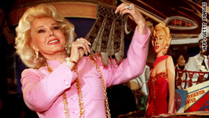 Actress Zsa Zsa Gabor has suffered a number of health issues recently.