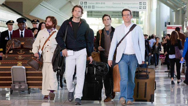 "The original cast is back for the sequel of the smash film ""The  Hangover,"" titled ""The Hangover Part II."""