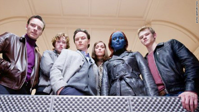 "Gen X takes on a new meaning in ""X-Men: First Class."""