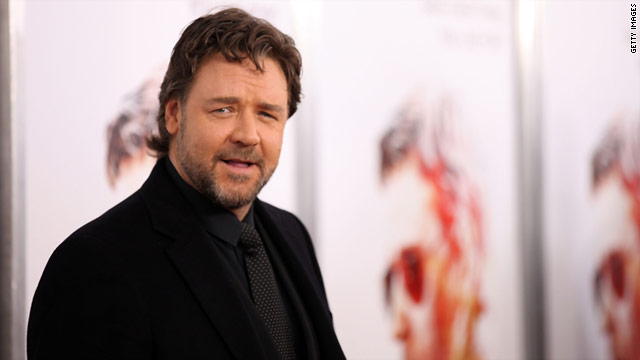 "Oscar-winning Russell Crowe is in talks to play Superman's father in the reboot next year, called ""Man of Steel."""