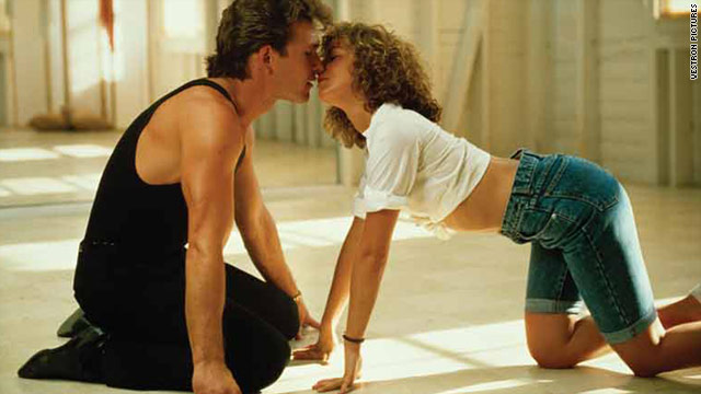 "A movie studio announced plans for a remake of '80s classic ""Dirty Dancing."""